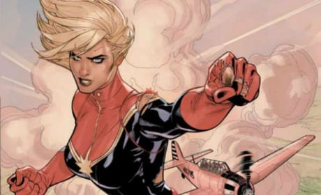 15 Actresses Who Would Be Super as Captain Marvel: A Female First!