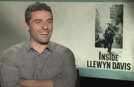Oscar Isaac Photo