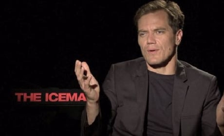 Michael Shannon Exclusive: Talking General Zod & The Iceman