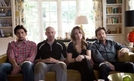 This Is Where I Leave You Adam Driver Tina Fey Jason Bateman Corey Stoll