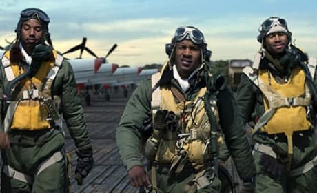 The Cast of Red Tails