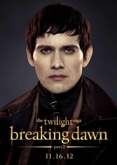 Eleazer Breaking Dawn Part 2 Character Poster