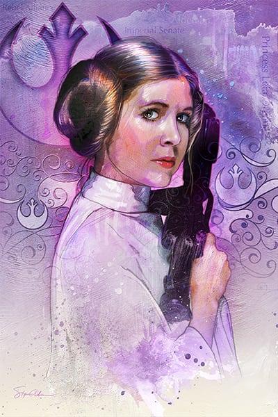 Star Wars Poster: Symbol of Hope