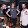 Mark Duplass, Judy Greer and Jay Duplass Picture