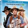 A Million Ways to Die in the West DVD Review: Does It Top Ted?