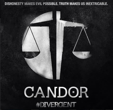 Divergent Candor Symbol