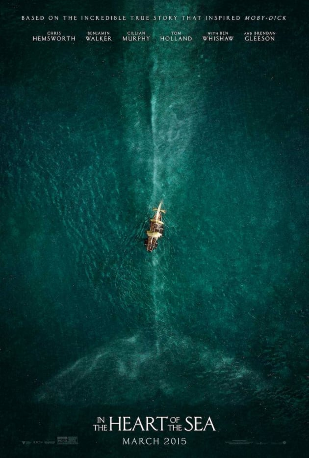 Heart of the Sea Poster