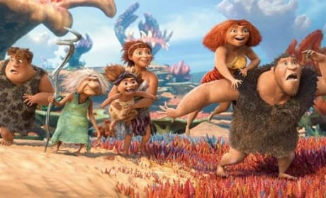 Mr. Peabody and Sherman, The Croods  & Turbo: Inside DreamWorks Animation Preview