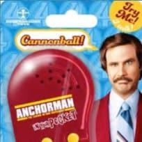 Anchorman 2 Keychain
