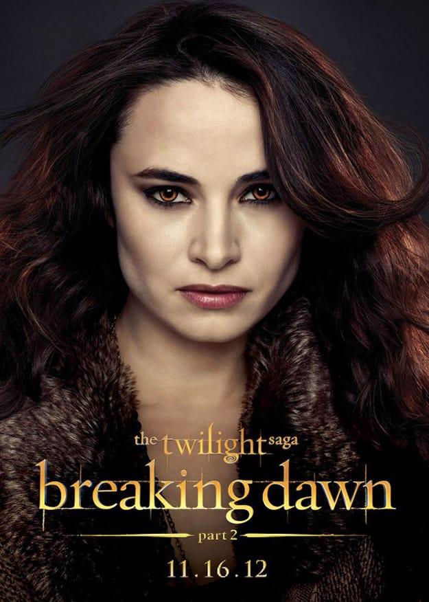 Carmen Breaking Dawn Part 2 Character Poster