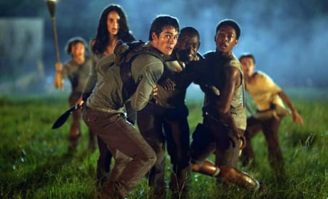 The Maze Runner Review: Run, Dylan, Run!
