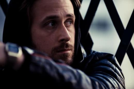 Ryan Gosling's Stoic Look