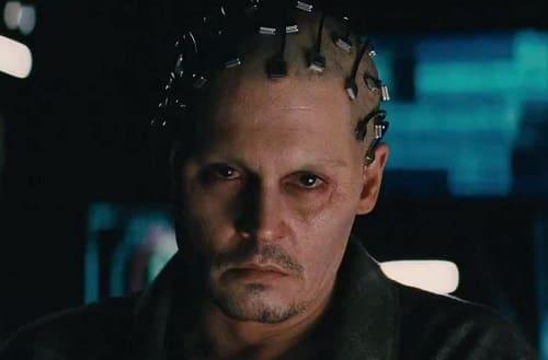 Johnny Depp Stars Transcendence