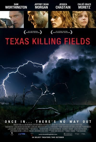 Texas Killing Fields Poster Debuts