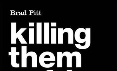 Killing Them Softly Poster: Brad Pitt Ready to Fire