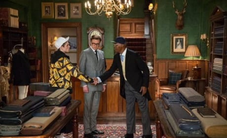 Kingsman The Secret Service Review: Colin Firth Is Bloody Brilliant