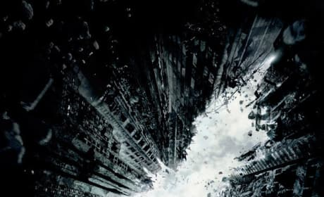 First Look: The Dark Night Rises Teaser Poster