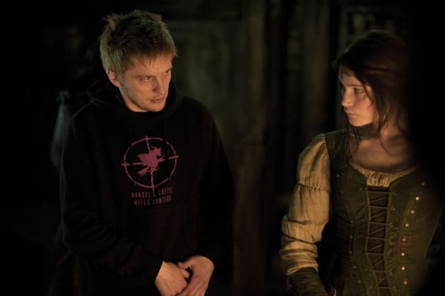 Tommy Wirkola Gemma Arterton Hansel and Gretel: Witch Hunter