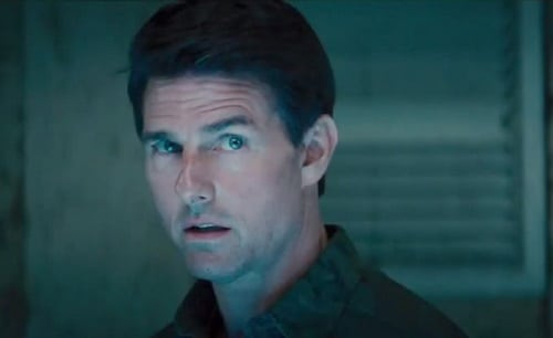 Edge of Tomorrow Star Tom Cruise