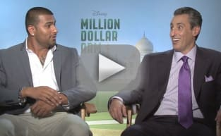 Million Dollar Arm Exclusive: JB Bernstein & Rinku Singh
