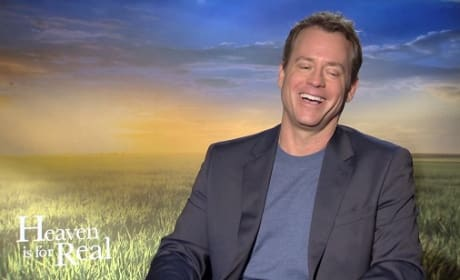 Heaven Is For Real Exclusive: Greg Kinnear Exclusive