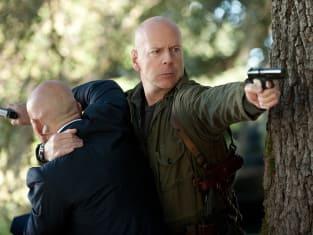 G.I. Joe Retaliation Bruce Willis
