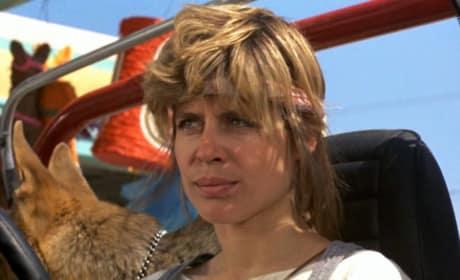The Terminator Linda Hamilton Sarah Connor