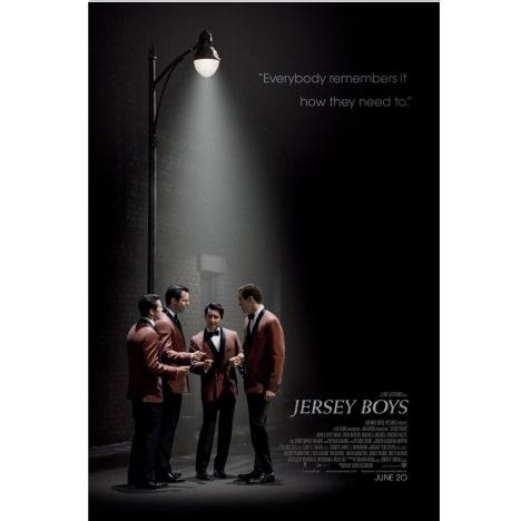 Jersey Boys Prize Poster
