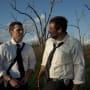 Jeffrey Dean Morgan and Sam Worthington in Texas Killing Fields