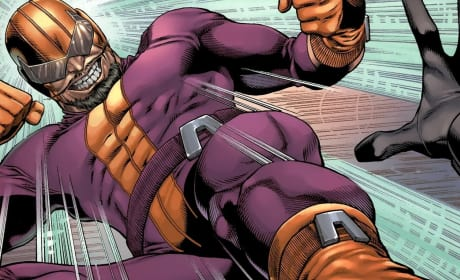 Captain America: The Winter Soldier Casts Georges St. Pierre as Batroc