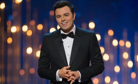 Seth MacFarlane Asked to Return as Oscar Host for 2014