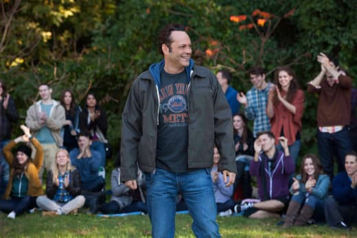 Delivery Man Stars Vince Vaughn
