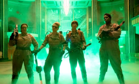 Ghostbusters Movie Photo and Character Posters!