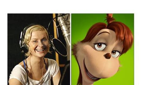 Amy Poehler voices Sally O'Malley