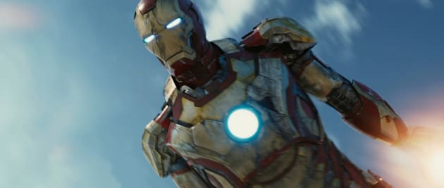 Iron Man 3 Extremis Still