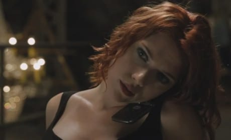 The Avengers Clip: Scarlett Johansson Jams