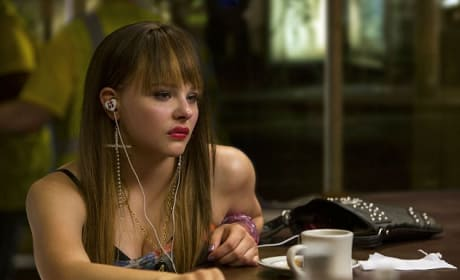 Chloe Grace Moretz In The Equalizer