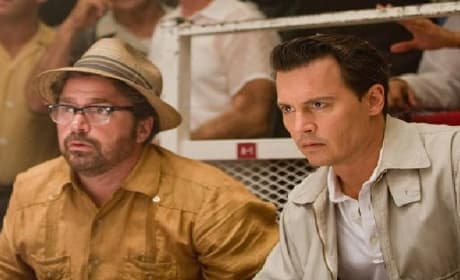 The Rum Diary Exclusive: Michael Rispoli on Johnny Depp and Filming in Puerto Rico