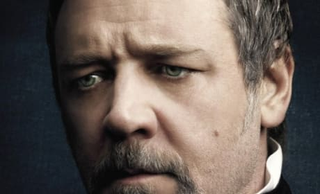 Les Miserables Drops a New Character Poster: Russell Crowe as Inspector Javert