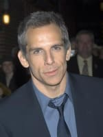 Ben Stiller Goes Grey