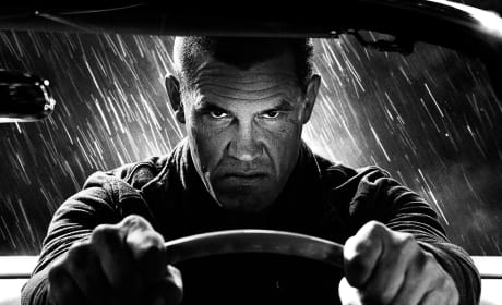 "Sin City A Dame to Kill For: Josh Brolin On ""Beautiful"" Frank Miller World"