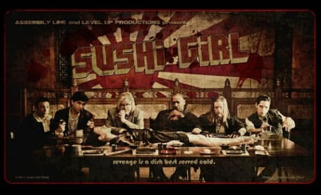 Sushi Girl Movie Poster