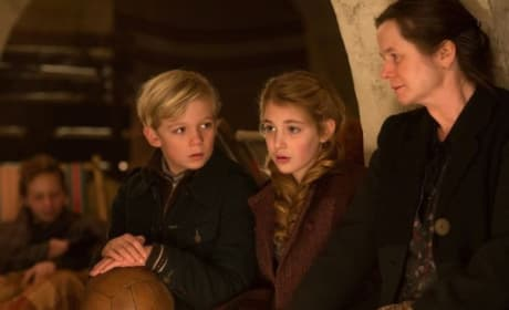The Book Thief Emily Watson Sophie Nelisse