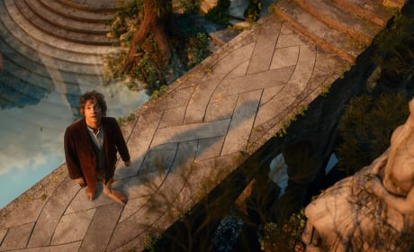 The Hobbit TV Spot: Something Moves in the Shadows