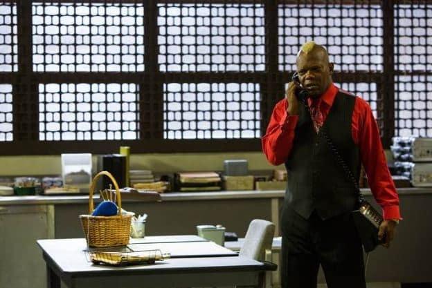 Oldboy Star Samuel L. Jackson