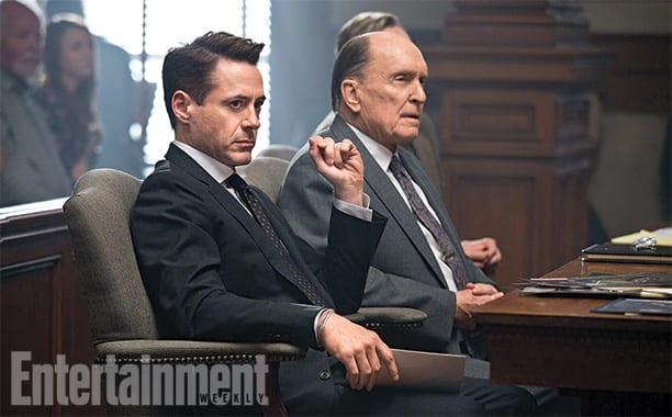 Robert Downey Jr. Robert Duvall The Judge