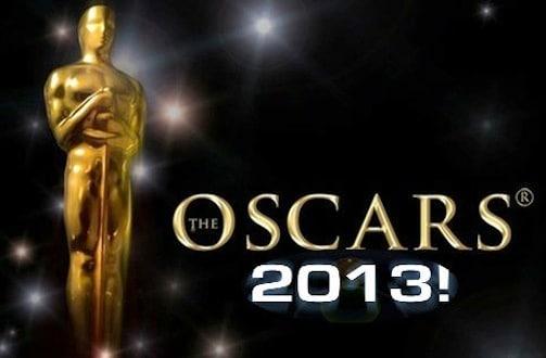 2013 Oscars Logo