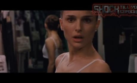 Black Swan Wardrobe Fitting Clip