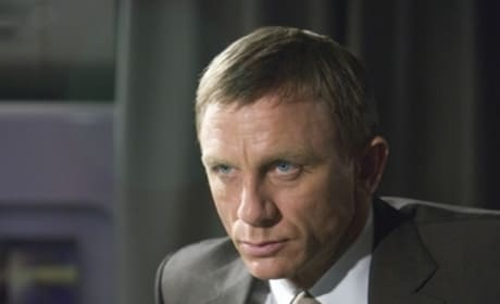 Daniel Craig Answers Quantum of Solace Questions