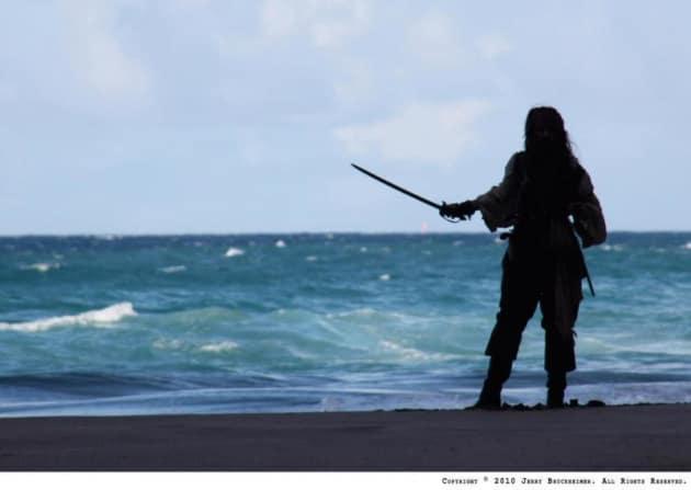 Captain Jack vs. The Stranger Tides
